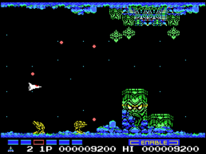 nemesis 2 screenshot